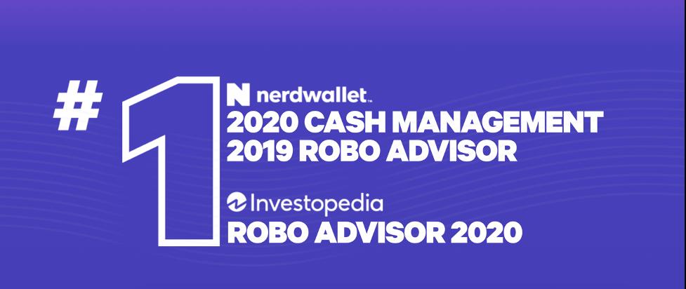 Wealthfront ranks #1 for robo-advisors by Nerdwallet and Investopedia.