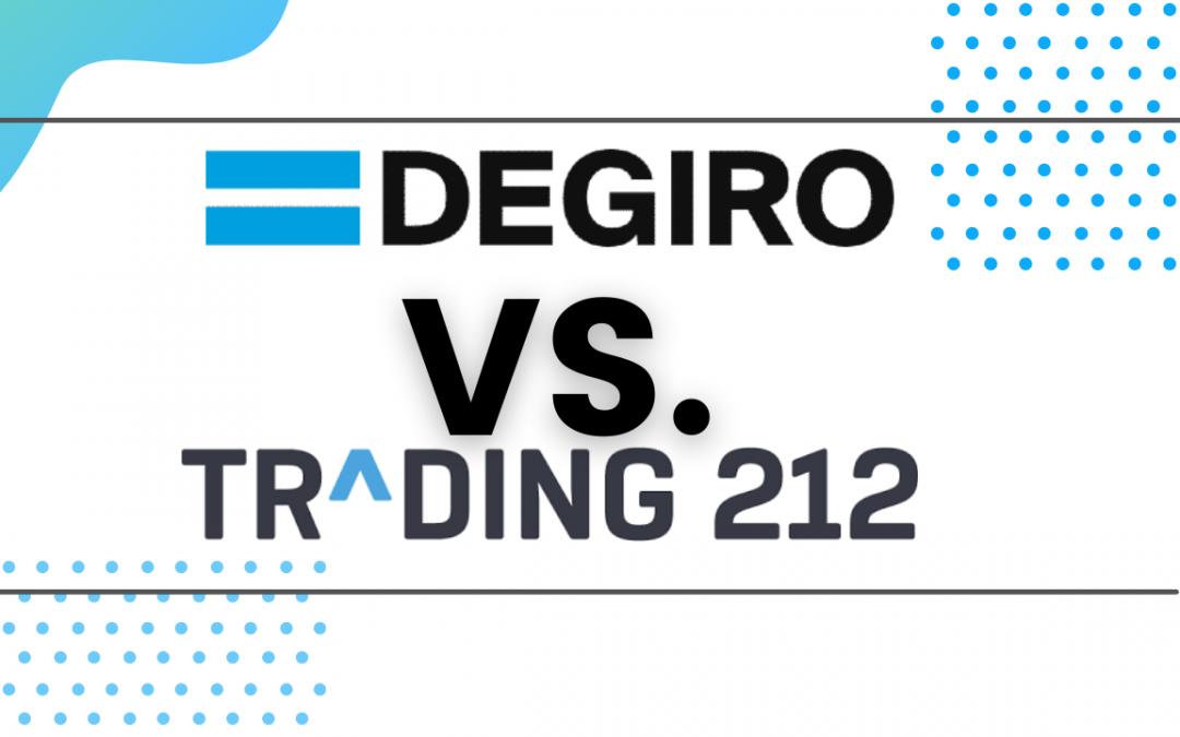 Trading 212 vs Degiro: Best European Broker for Trading ETFs and Stocks?