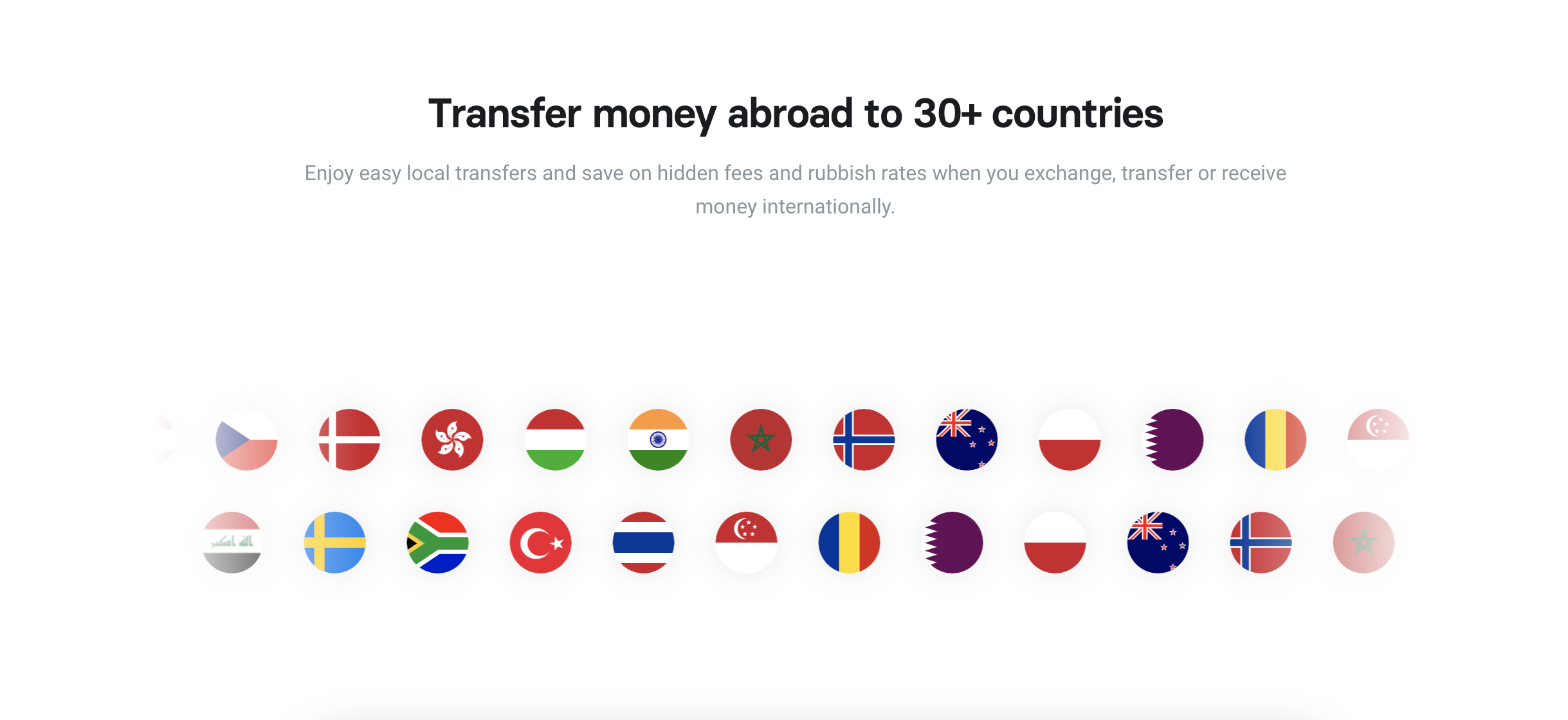 Revolut is known for making currency exchange cheaper than going through a traditional bank. You can send money abroad easily as well. Image from Revolut.com