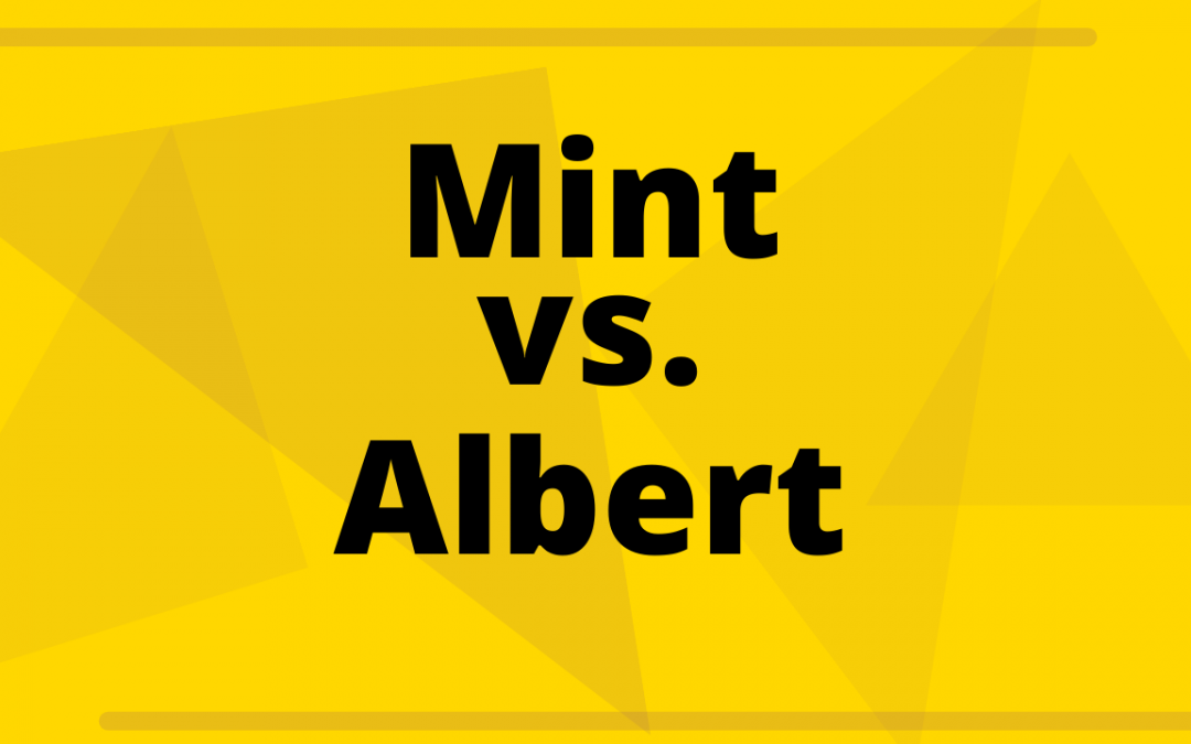 Mint vs. Albert: Which Will Help You Save More Money?